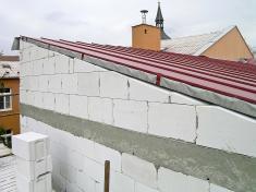 Přístavba MŠ - duben