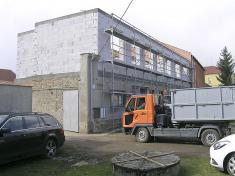 Přístavba MŠ - březen