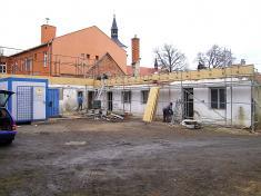 Začaly práce na přístavbě MŠ