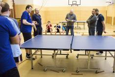 Turnaj vestolním tenise 1