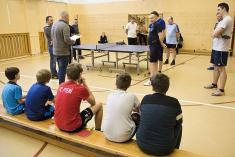 Turnaj vestolním tenise 2