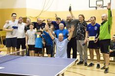 Turnaj vestolním tenise 25