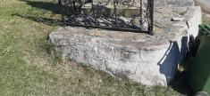 Oprava kapličky na Ptenském Dvorku
