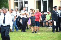 Oslavy 140 výročí založení Sboru dobrovolných hasičů ve Ptení