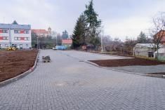 Farská zahrada - 4. prosince 2018